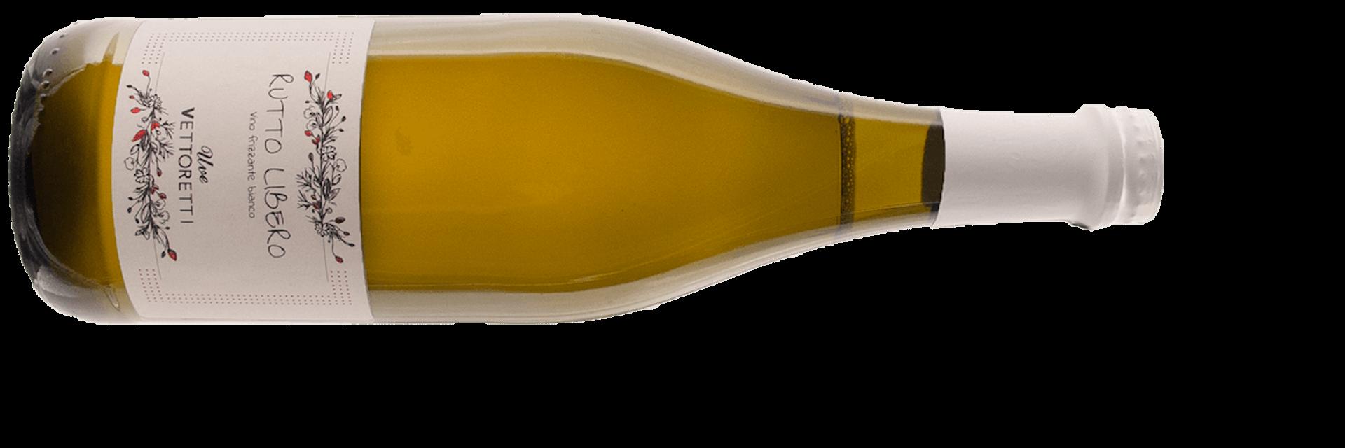 Surlie Rutto Libero - Vino bianco con fondo